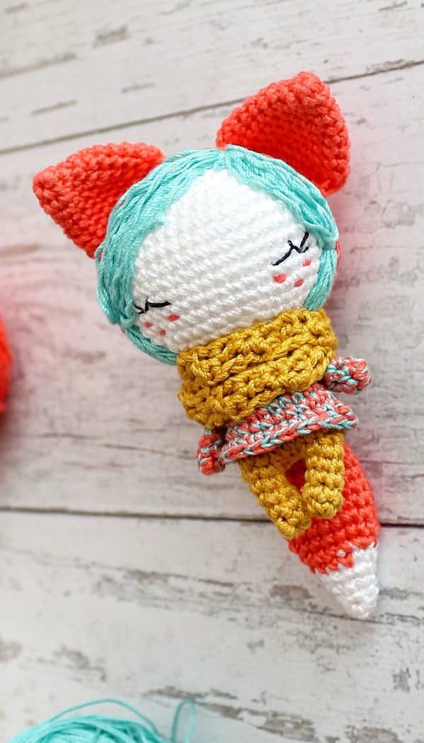36 Japanese Crochet Amigurumi Animals and Dolls Ideas and Images 2019 -  Page 22 of 36 | Japanese crochet, Crochet bunny, Crochet doll | 1050x599