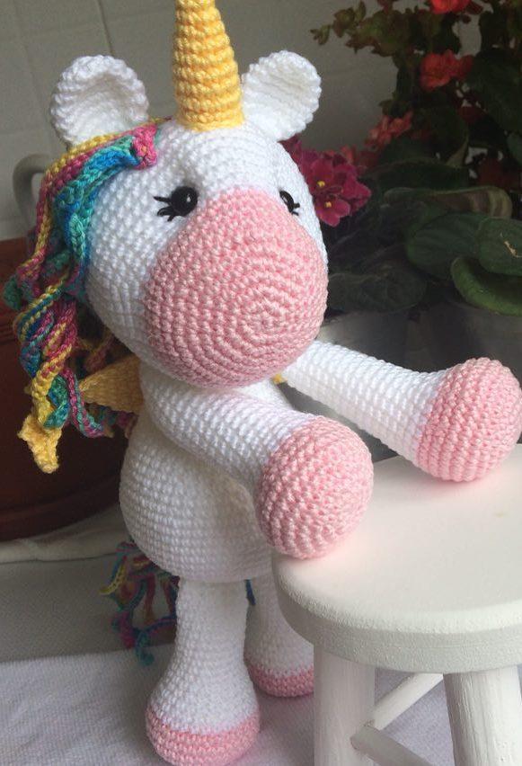 Farm Horse crochet pattern | Crochet horse, Stuffed toys patterns ... | 852x581