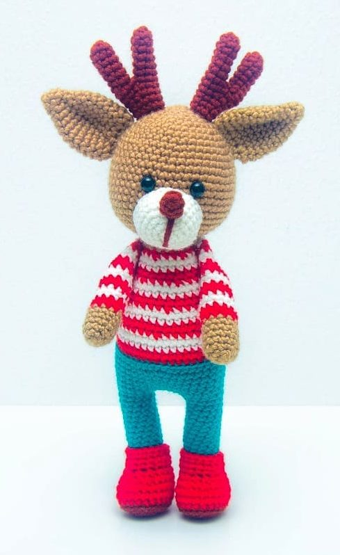 Amigurumi Pig Peter Free Crochet Pattern | 798x489