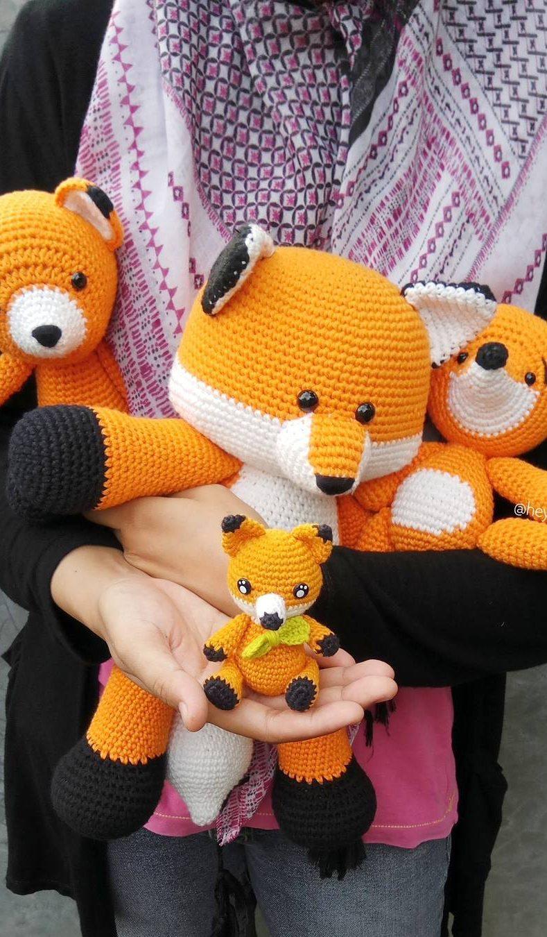 Cute Adorable Crochet Toys | Crochet toys free, Crochet toys ... | 1350x789