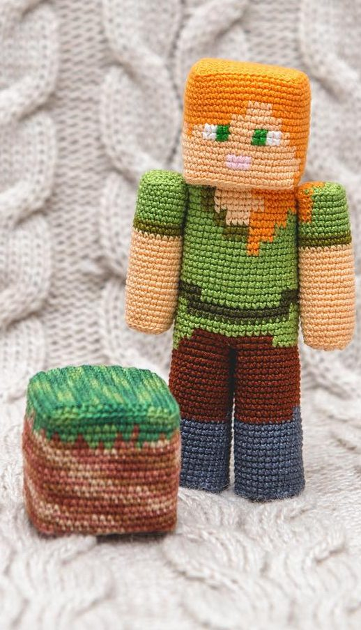 100 The Best Cartoon Characters Amigurumi Doll Crochet Pattern ... | 904x518