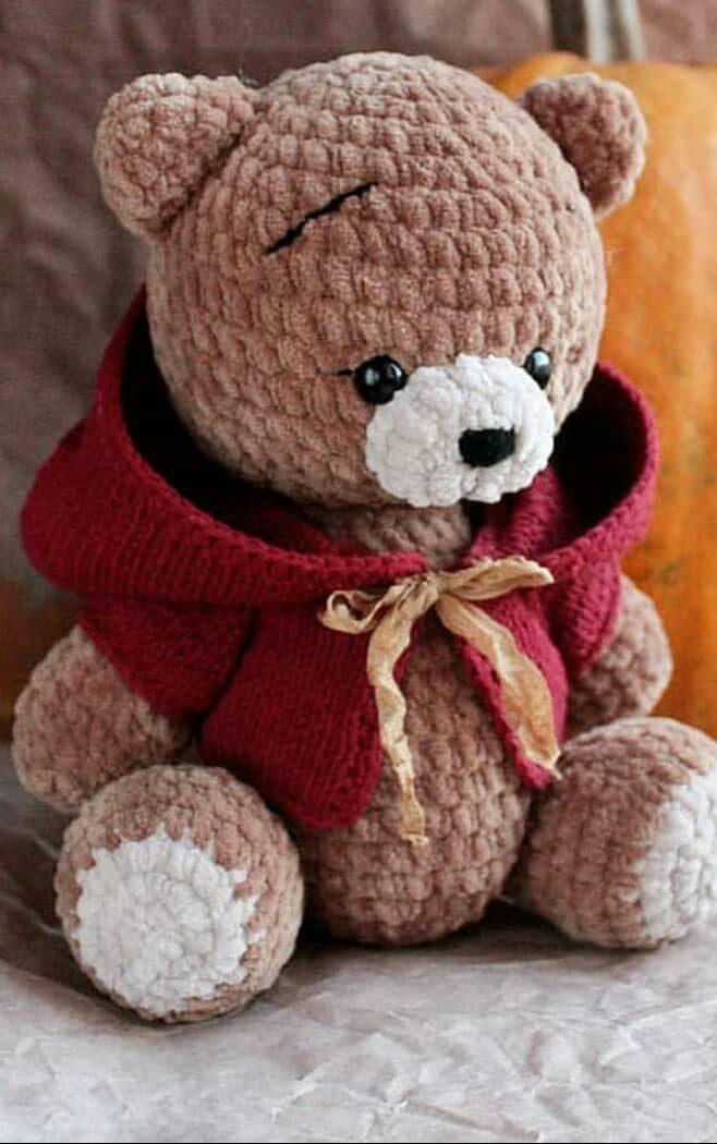 Crochet Pattern Bear Amigurumi Bear Couple Small Bears Family Mini ... | 1050x658