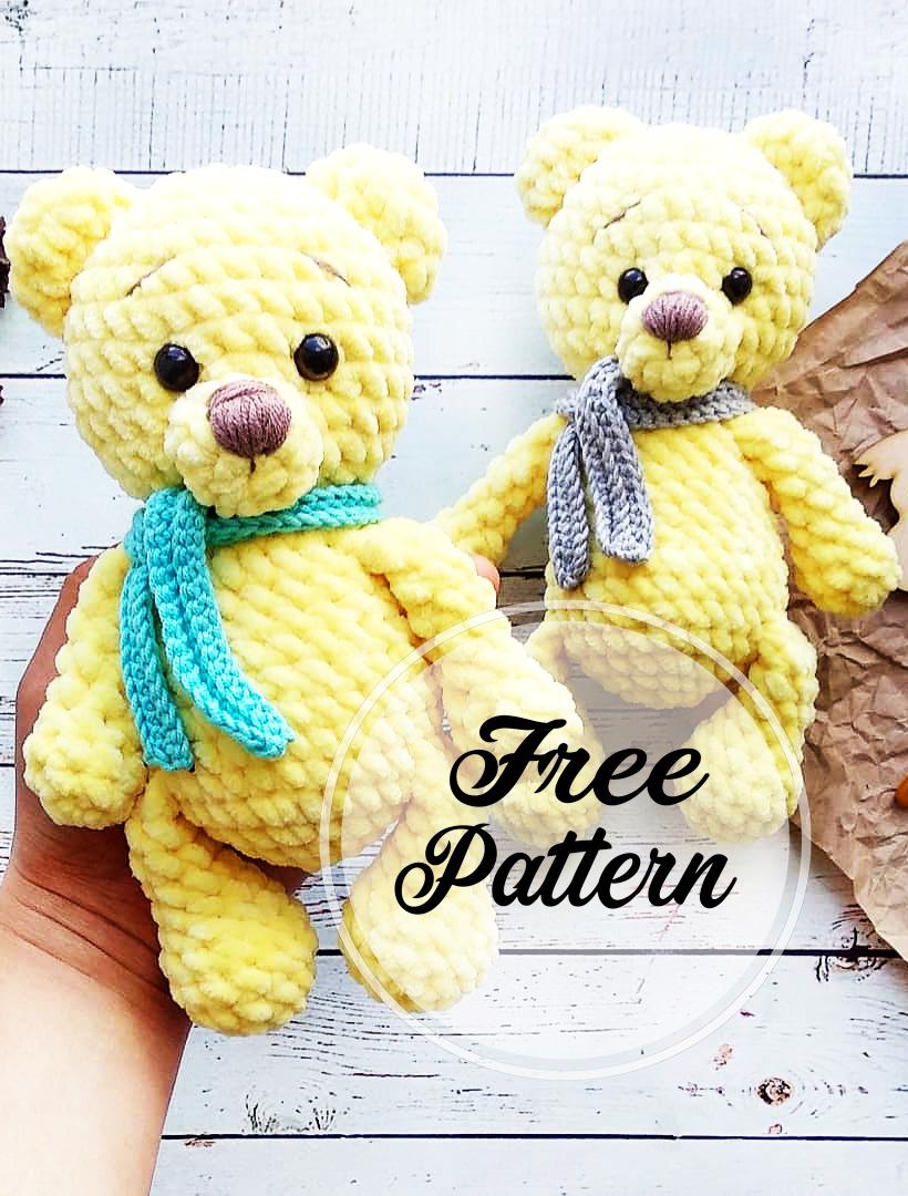 Little Amigurumi Cat Free Crochet Pattern - Stella's Yarn Universe | 1080x820