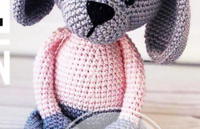 Amigurumi Sweet Dog Free Pattern | Crochet animal patterns ... | 255x395