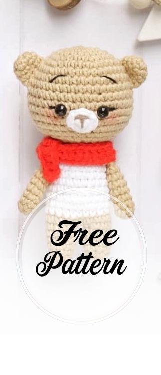 Amigurumi Pattern, Amigurumi panda pattern, Cute panda pattern ...   746x321