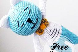 free-and-cute-amigurumi-cat-crochet-pattern