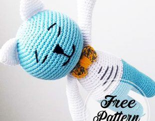 free-and-cute-amigurumi-cat-crochet-pattern