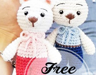 free-cute-little-bear-amigurumi-crochet-pattern