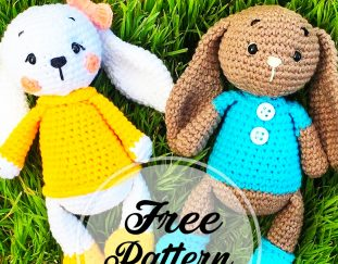 free-and-cute-colorful-bunny-amigurumi-crochet-pattern