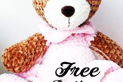 beauty-and-free-amigurumi-crochet-bear-pattern