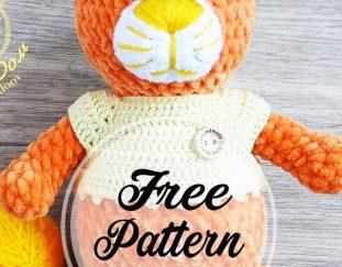 awesome-free-orange-amigurumi-cat-pattern