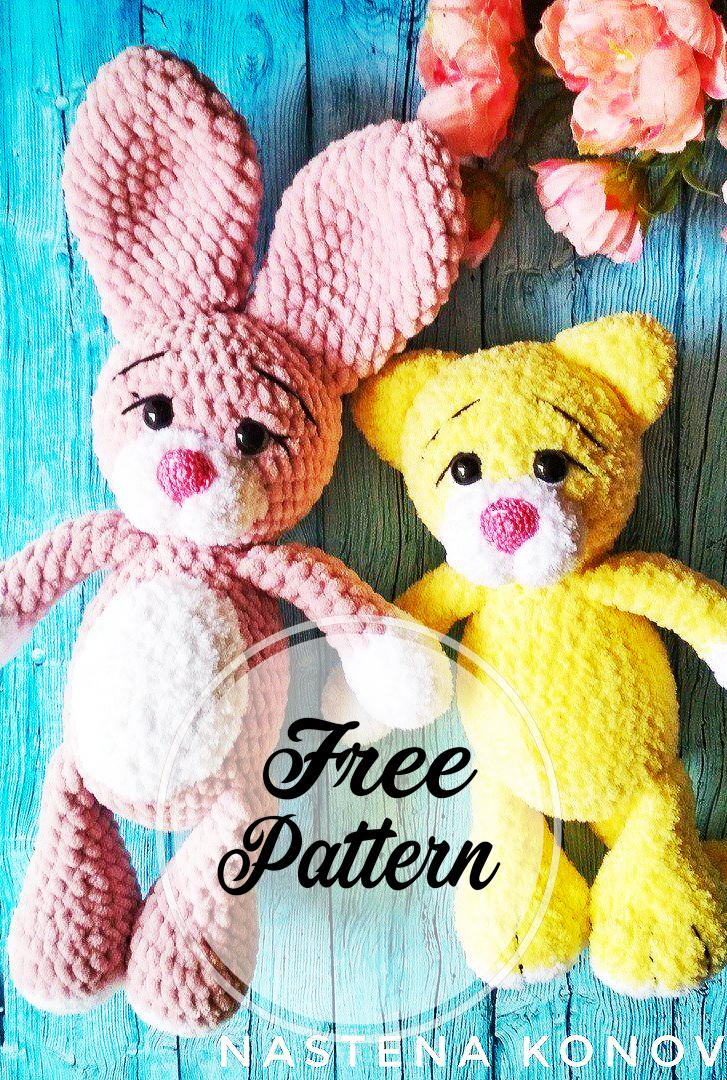 9 Crochet Cat Patterns -Amigurumi Tips - A More Crafty Life   1080x727