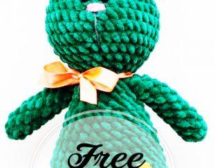 easy-and-free-green-color-amigurumi-bunny-crochet-pattern