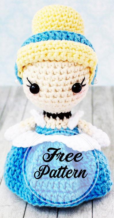 Heart & Sew: Ballerina Bunny - Free Crochet / Amigurumi Pattern | 756x396