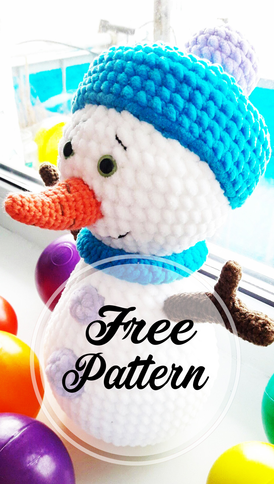 Looking for a crochet snowman pattern? Here are 10 free crochet snowmen  patterns that will fit the bi… | Christmas crochet patterns, Crochet xmas,  Christmas crochet | 1600x907